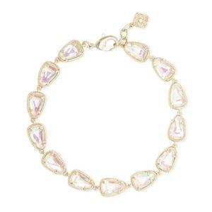 NWT Kendra Scott Susanna Gold Bracelet